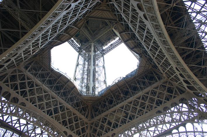Gustave Eiffel, Eiffeltoren (1)