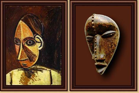 picasso en afrikaanse kunst