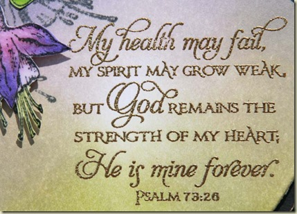 God Remains scripture