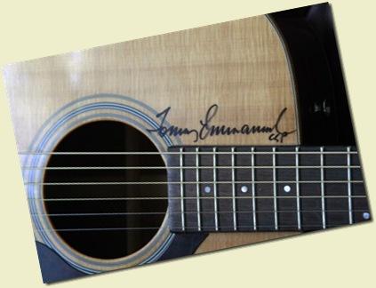 JaredTommy Emmanuel Guitar
