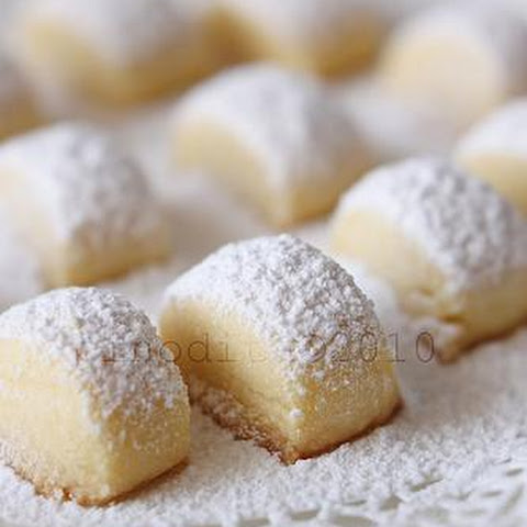 Soft Shortbread Cookies