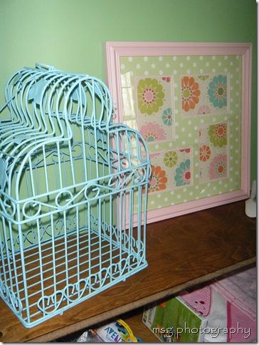 birdcage after