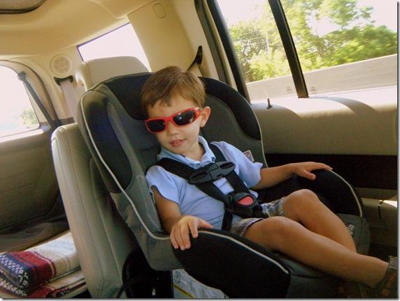 seth car seat