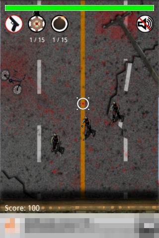 Endless zombie