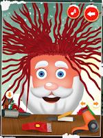Screenshot of Christmas Hair Salon 2