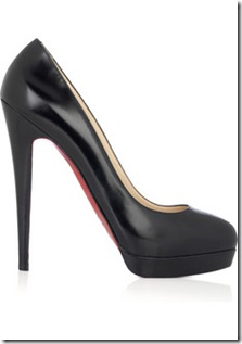 Christian Louboutin Alti Leather Pumps    4