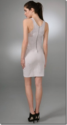 Helmut LangMesh Cutout Tank Dress 2