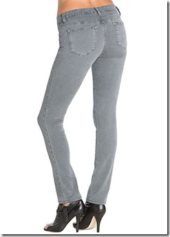 912 low-rise pencil leg in vintage charcoal twill 2