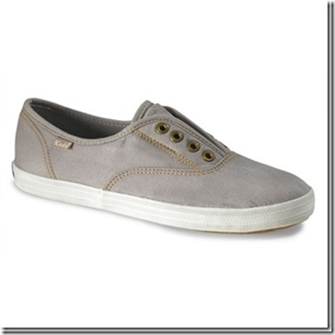Keds Champion Not Too Shabby Laceless Twill Sneakers