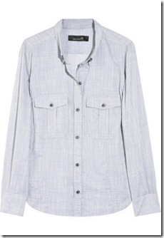 Isabel Marant Dice Chambray Shirt