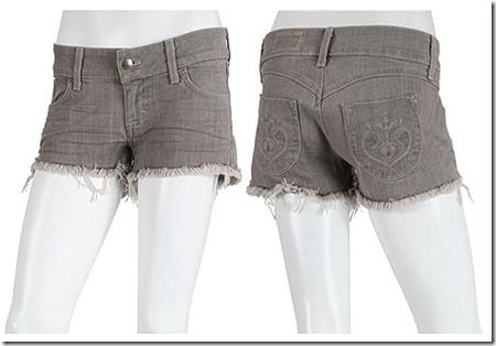 Siwy Camilla Cut-Off Denim Shorts