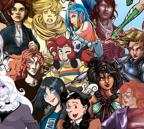 Comic Creator's Alliance wallpaper