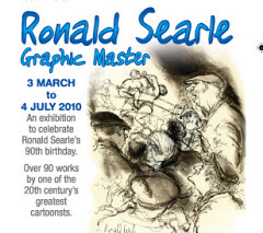 master ronald searle from