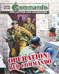 Commando 4283