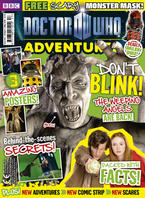 Doctor Who Adventures Issue 164