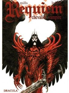 Requiem Chevalier Vampire Volum e2