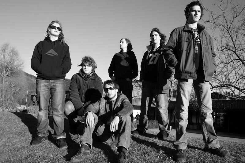 Slovenain rock band Pet Sto Metrov, aka 500 Metres