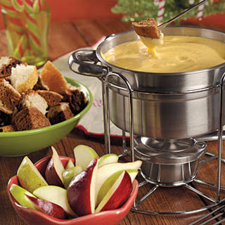 Vegetable Fondue Dipping Sauces Recipes