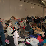 Carmel Boy Scouts Overnight at Carmel Friends Church