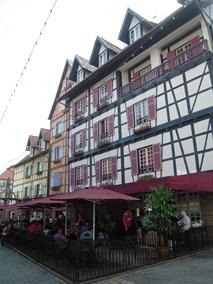 DSCN1856 Colmar  cafe