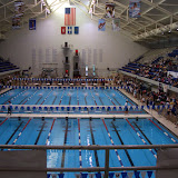 Swim Meet in Indianapolis