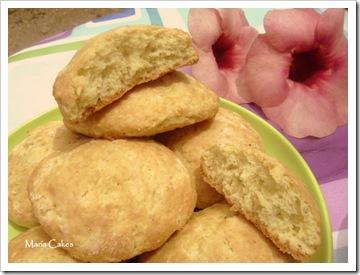 passionfruit scone