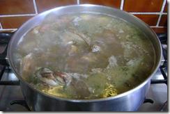 Sopa dominicana