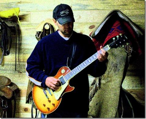 guitar spence