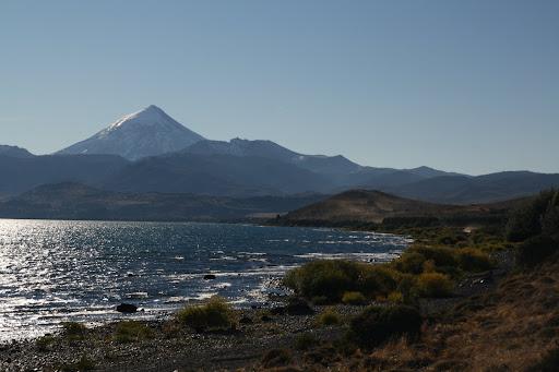 Volcán Lanín - 3776m