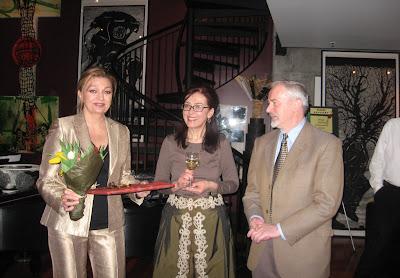 walwska reception