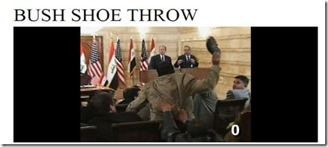 bushthrow