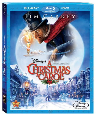 blu ray review a christmas carol 2009 - Christmas Carol 2009