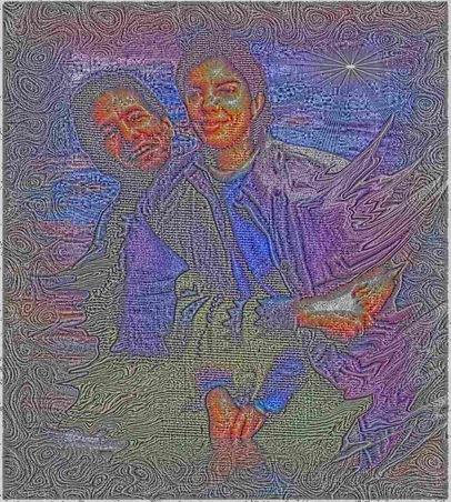 Ricky&Rossanaemaran