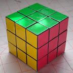 a rubik's cube