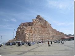 bukit di Jebel Hafeet