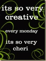 Its So Very Creative monday