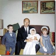 Bonny-Bryan-Beth-Dad - 1967