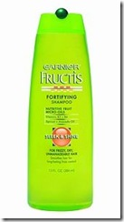 Garnier Fructis Fortifying Shampoo Sleek & Shine