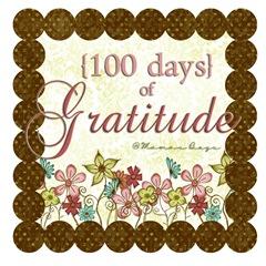 100 days of gratitude tag
