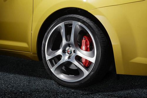 Disk Alfa Romeo