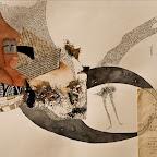 IL COLLEZIONISTA DI PAROLEtecnica mista su carta41,5 cm x 28,5 cm