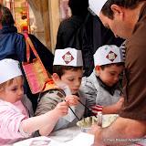 Les apprentis de l'Atelier du Chocolat