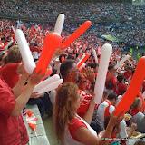 La moitié de Biarritz au Stade de France ... (IPhone)