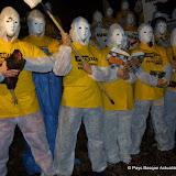 Bayonne remparts de Mousseroles avril 2002 conférence de Presse supposée clandestine