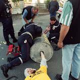 Bayonne Septembre 2000 parking du Tribunal