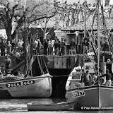Le Begnat à quai dans les années 70