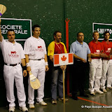 Canada-Belgique en trinquet qui l'aurait cru......