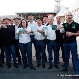En coulisse,  la chorale des basques de Pau Lagunt eta  Maita