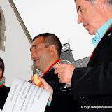 Des intronisations comme il se doit: Francis Laffargue, Jean-Michel Gonzalez,  Michel Etcheverry