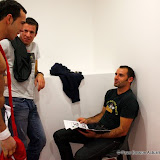 Xala salut Miguel Irigoyen avant la finale